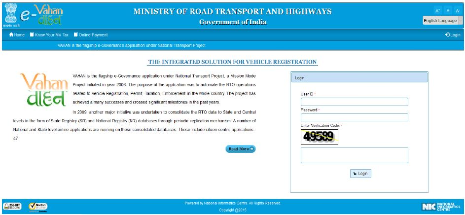 Online payment of motor vehicle taxes and fees conditions wbxpress - Portal entree ownership ...