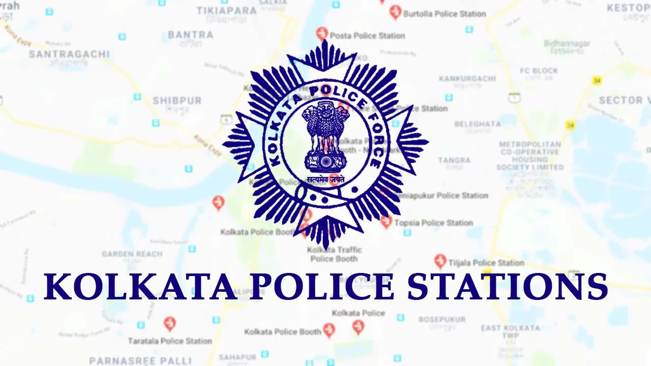 Kolkata Police Stations